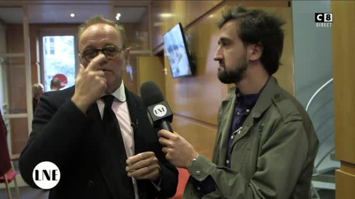 VIDEO Guillaume Durand explique son changement de look radical