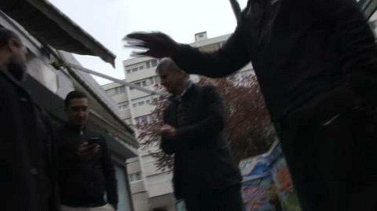 VIDEO Agression de Bernard de la Villardière à Sevran: M6 diffuse sa version des évènements