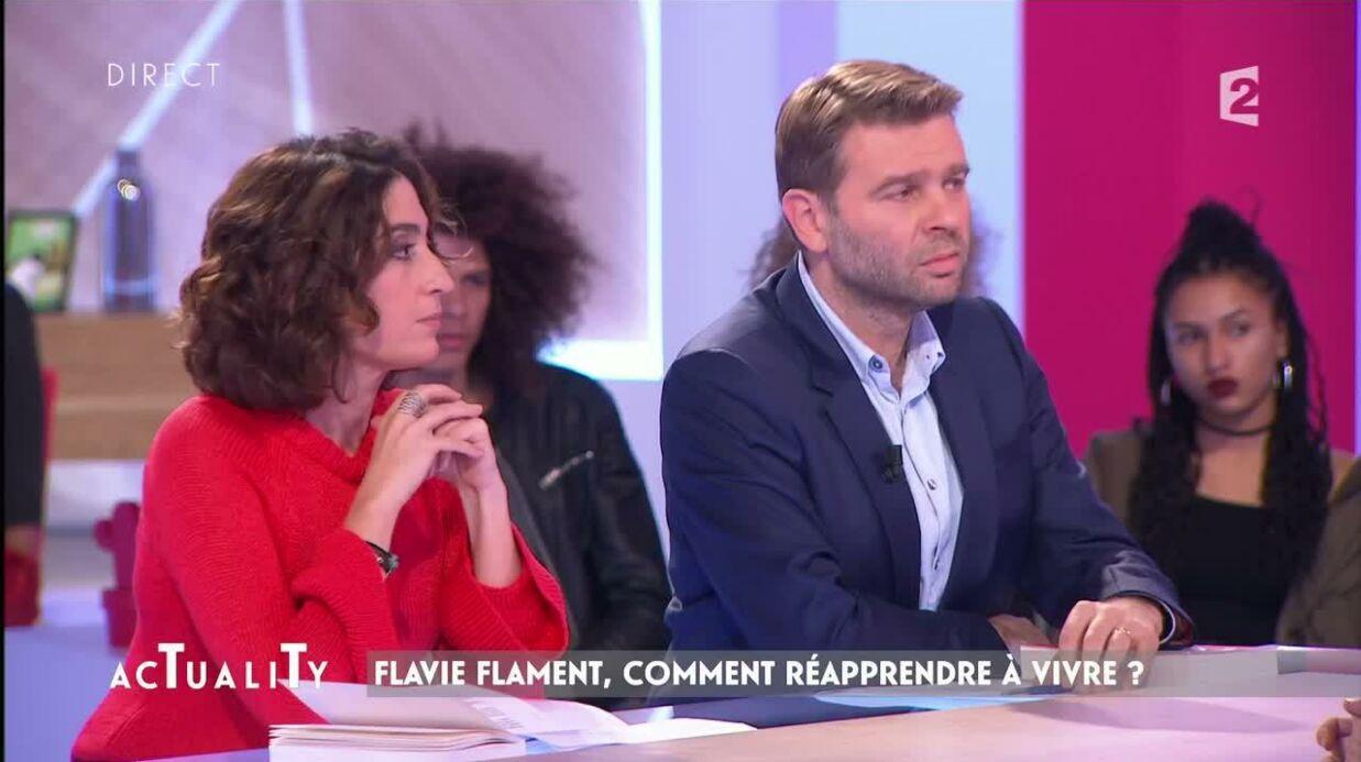 VIDEO Flavie Flament en contact avec d'autres victimes du photographe qui l'a violée