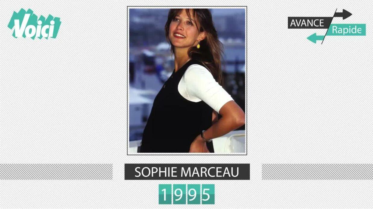 VIDEO Sophie Marceau a 50 ans aujourd'hui: son évolution physique en une minute