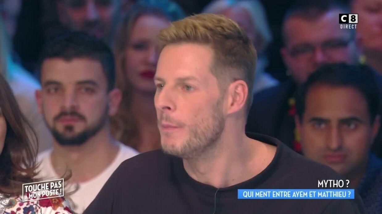 VIDEO Matthieu Delormeau répond aux menaces d'Ayem et l'accuse de faire du buzz