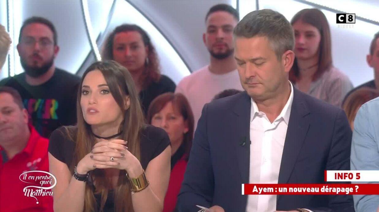 VIDEO Capucine Anav: la guerre est déclarée avec Ayem Nour