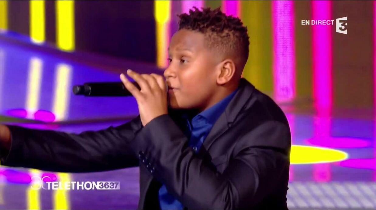 VIDEO Kids United: leur grosse boulette sur le plateau du Téléthon