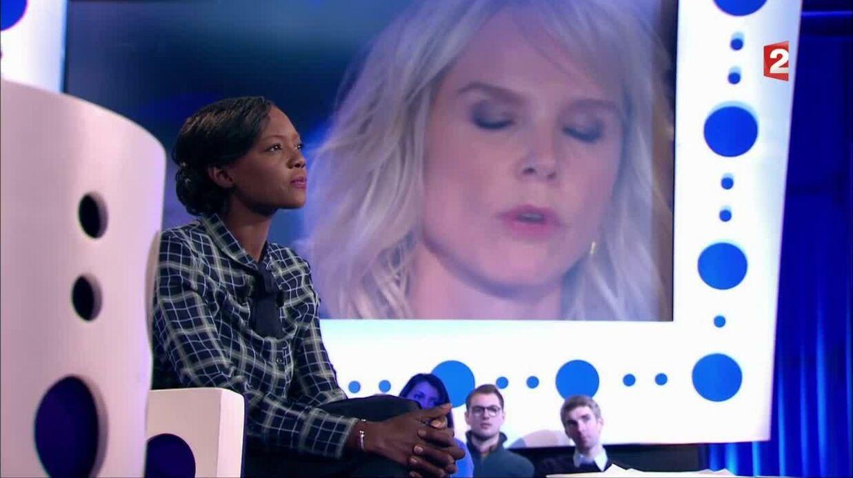 VIDEO Vanessa Burggraf ridiculisée par Rama Yade sur le plateau d'On est pas couché