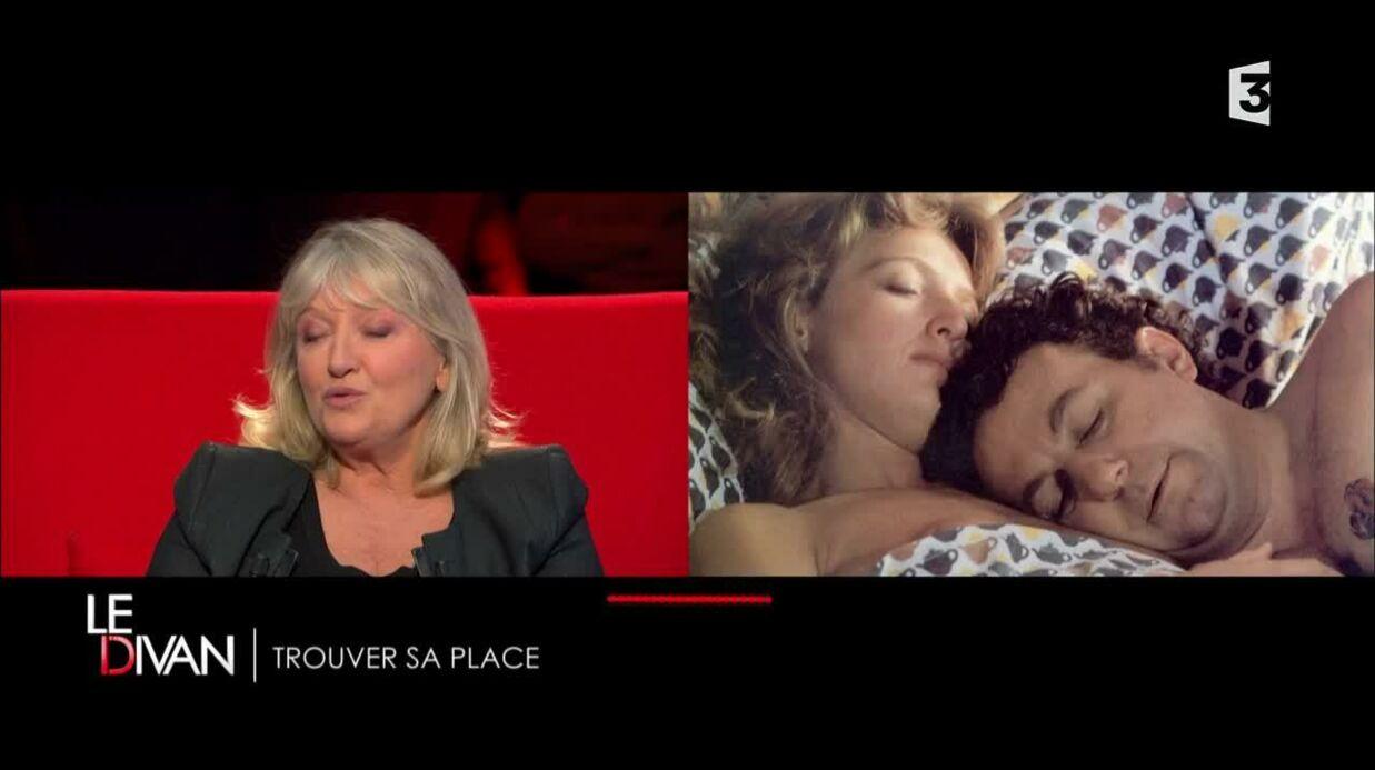 VIDEO Charlotte de Turckheim se confie sur sa relation avec Coluche dont elle était «tombée amoureuse»
