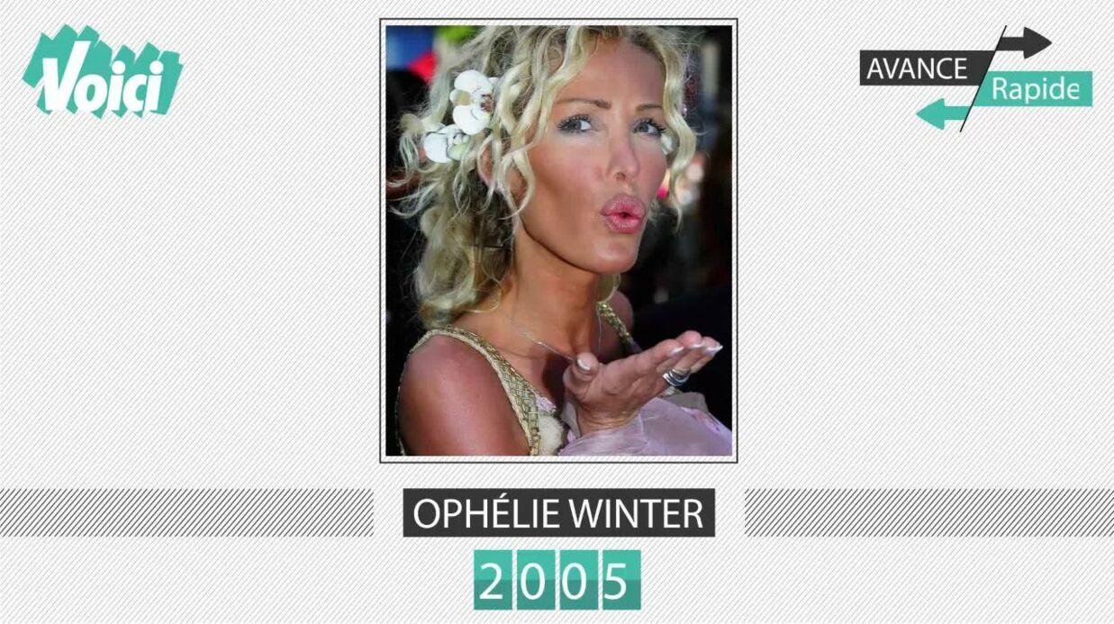 VIDEO Ophélie Winter a 43 ans: son évolution physique en une minute