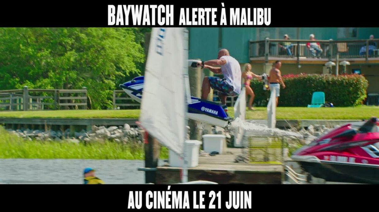 VIDEO Découvrez la bande-annonce explosive de Baywatch: Alerte à Malibu