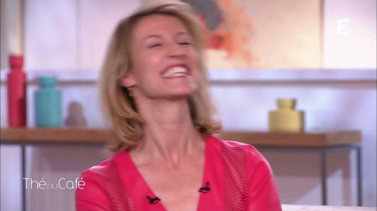 VIDEO Alexandra Lamy confirme qu'elle est en couple