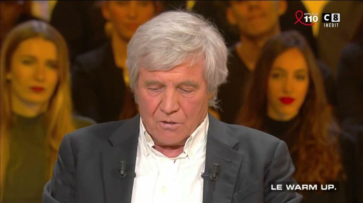 VIDEO Après les insultes, Thierry Ardisson et Bruno Masure s'expliquent dans Salut les Terriens