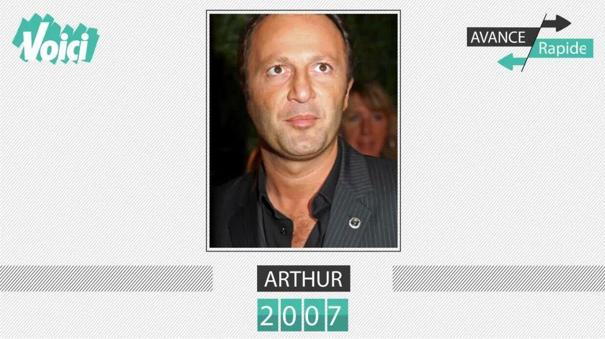VIDEO Arthur a 51 ans: son évolution physique en une minute