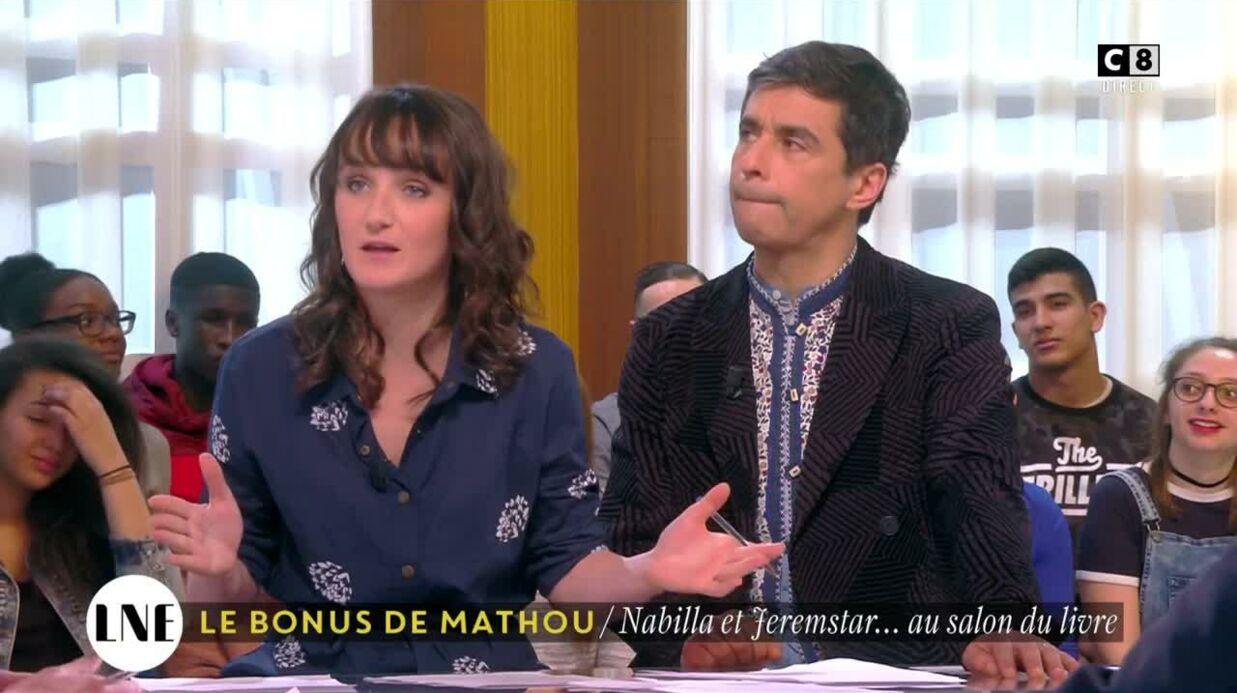 VIDEO Jeremstar veut savoir pourquoi Benoît Hamon le suit sur Twitter