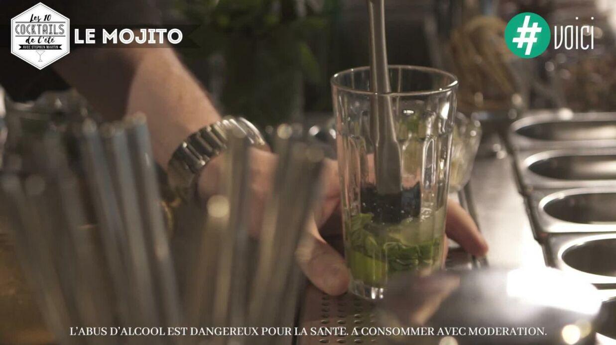 Les 10 cocktails de l'été de Stephen Martin: le mojito