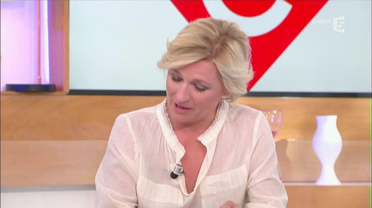 VIDEO C à Vous: Anne-Sophie Lapix passe officiellement le relais à Anne-Elisabeth Lemoine