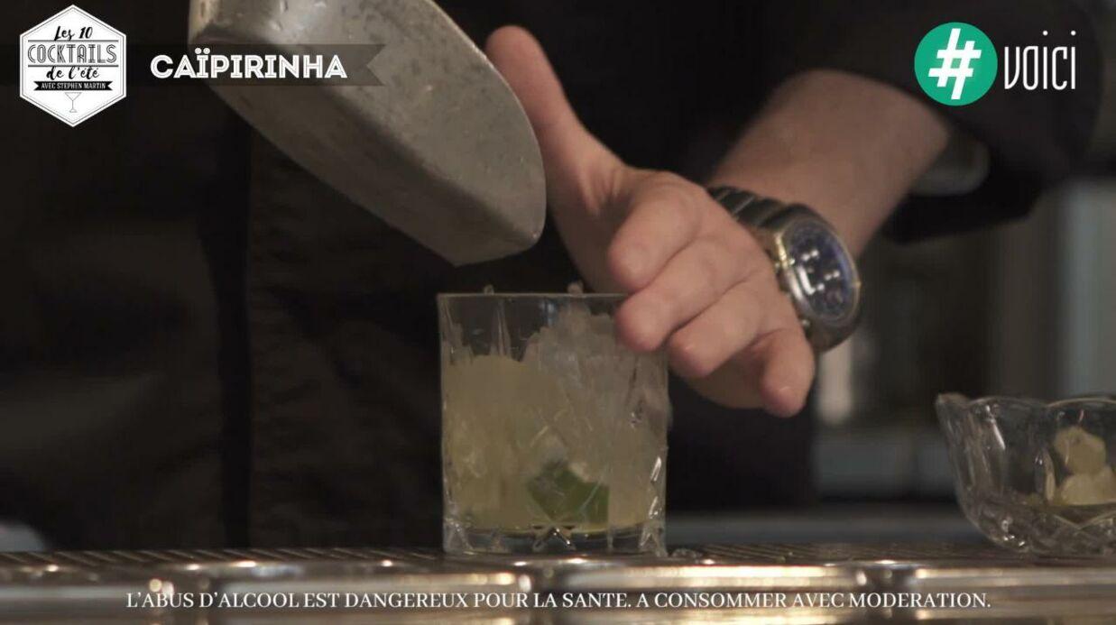 Les 10 cocktails de l'été de Stephen Martin: la Caïpirinha