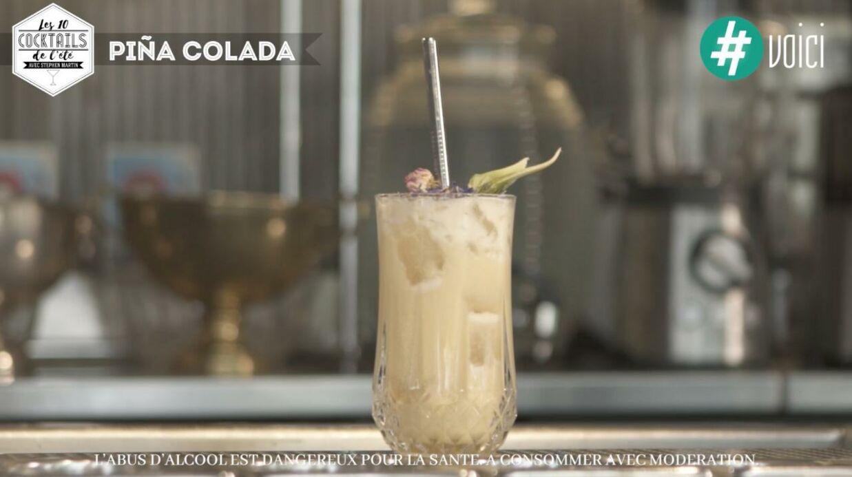 Les 10 cocktails de l'été de Stephen Martin: la piña colada