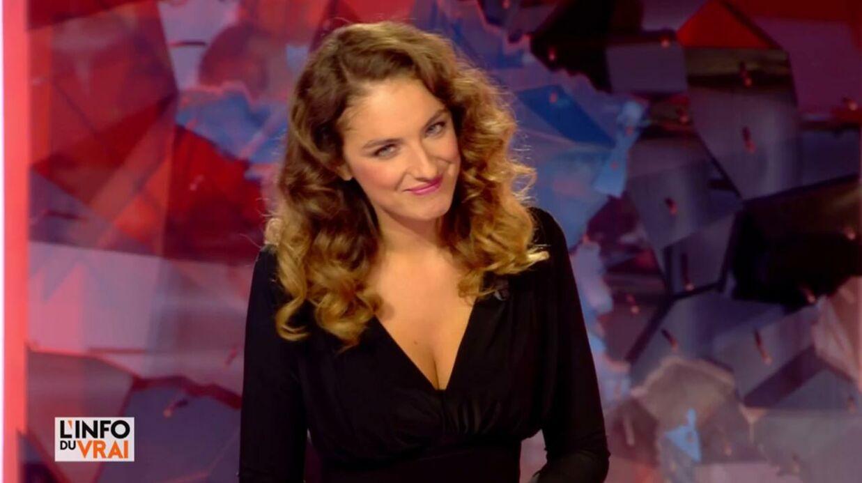 Camille Lavabre: la Miss Météo de Canal+ galère sans prompteur