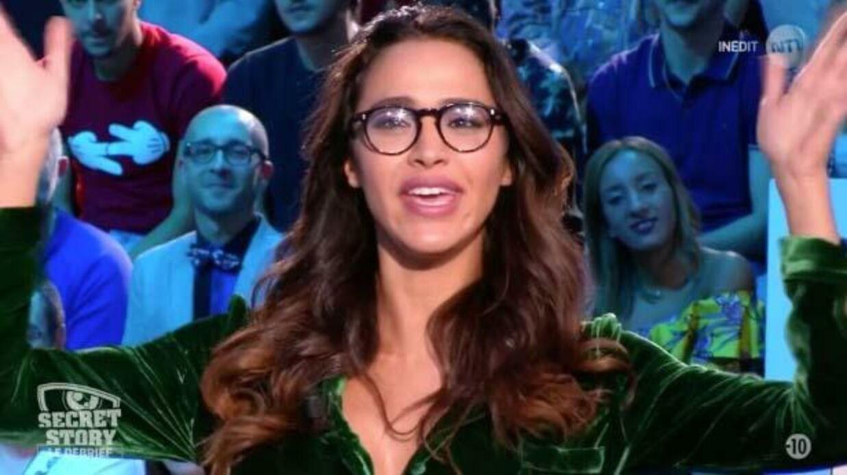 VIDEO Leila Ben Khalifa en larmes dans le Debrief de Secret Story: c'était une blague!