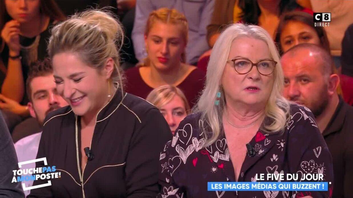 VIDEO Marilou Berry: sa mère Josiane Balasko défend son attitude dans l'émission de Nagui
