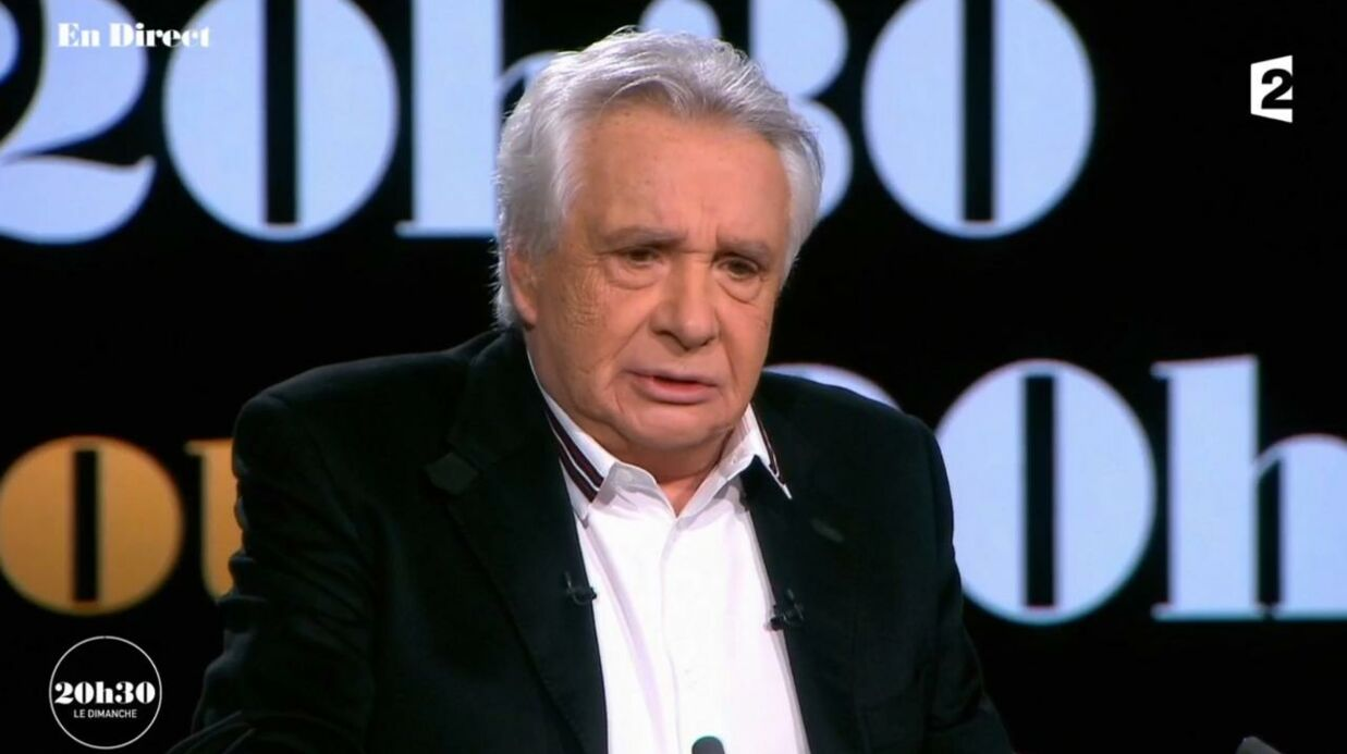 VIDEO Michel Sardou, ému, se confie sur l'état de santé de Johnny Hally­day