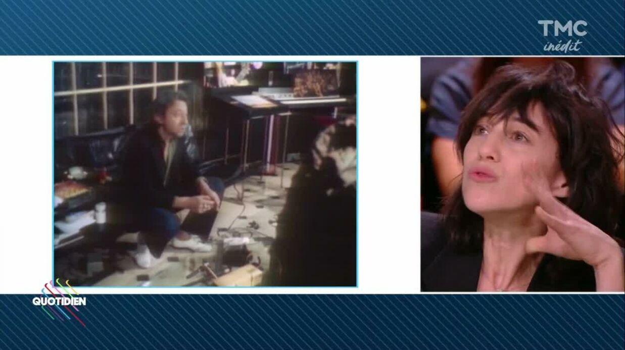 VIDEO Charlotte Gainsbourg révèle ce qu'elle a fait de la maison de son père, Serge Gainsbourg