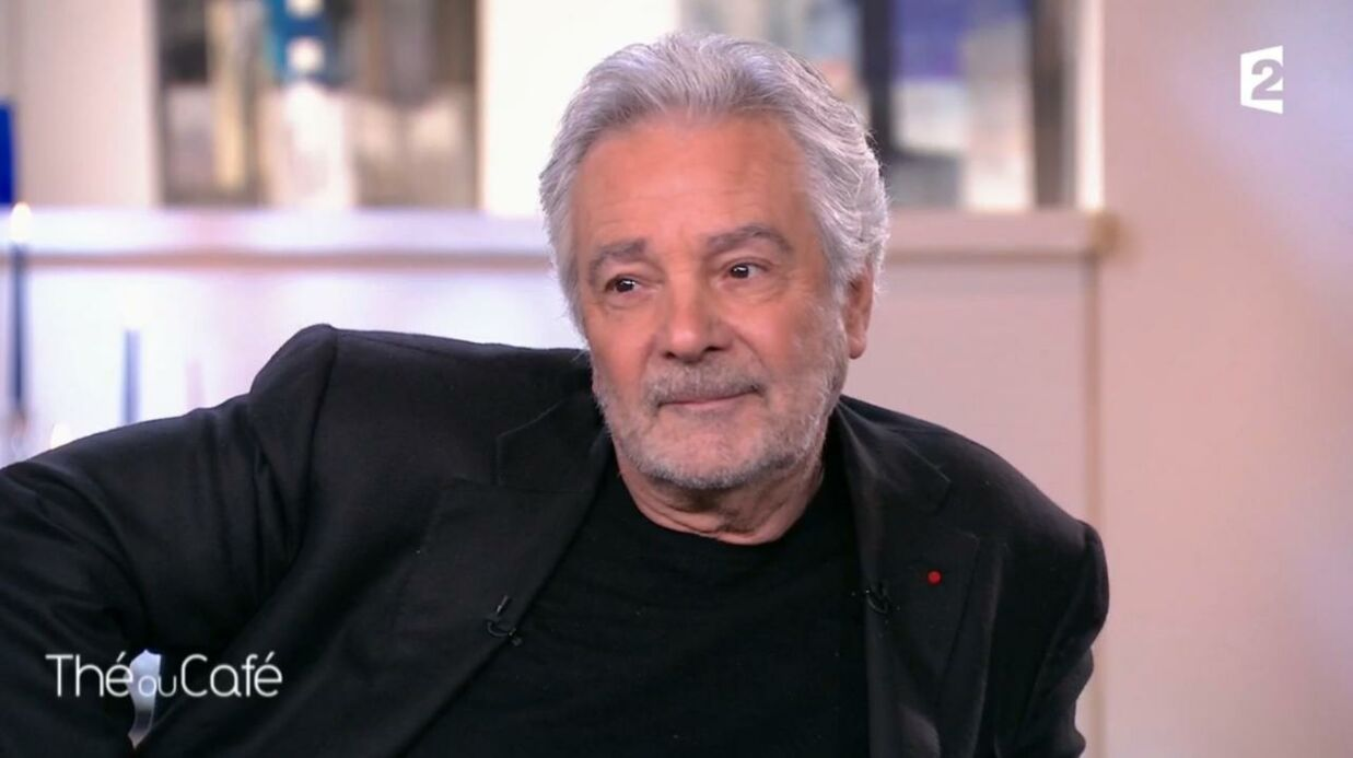 VIDEO Pierre Arditi «redoute l'instant» où il va revoir Sabine Azéma