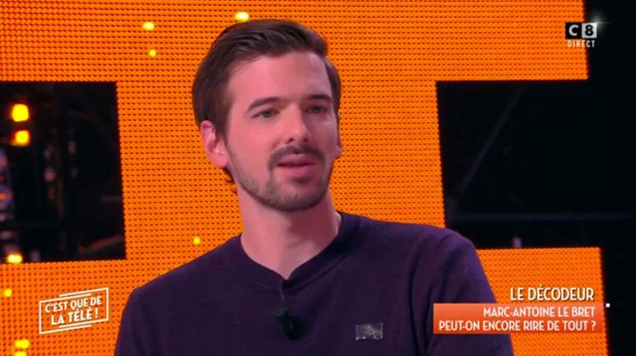 Marc-Antoine Le Bret soutient Tex après son éviction des Z'amours: «Je ne crois pas qu'il soit misogyne»