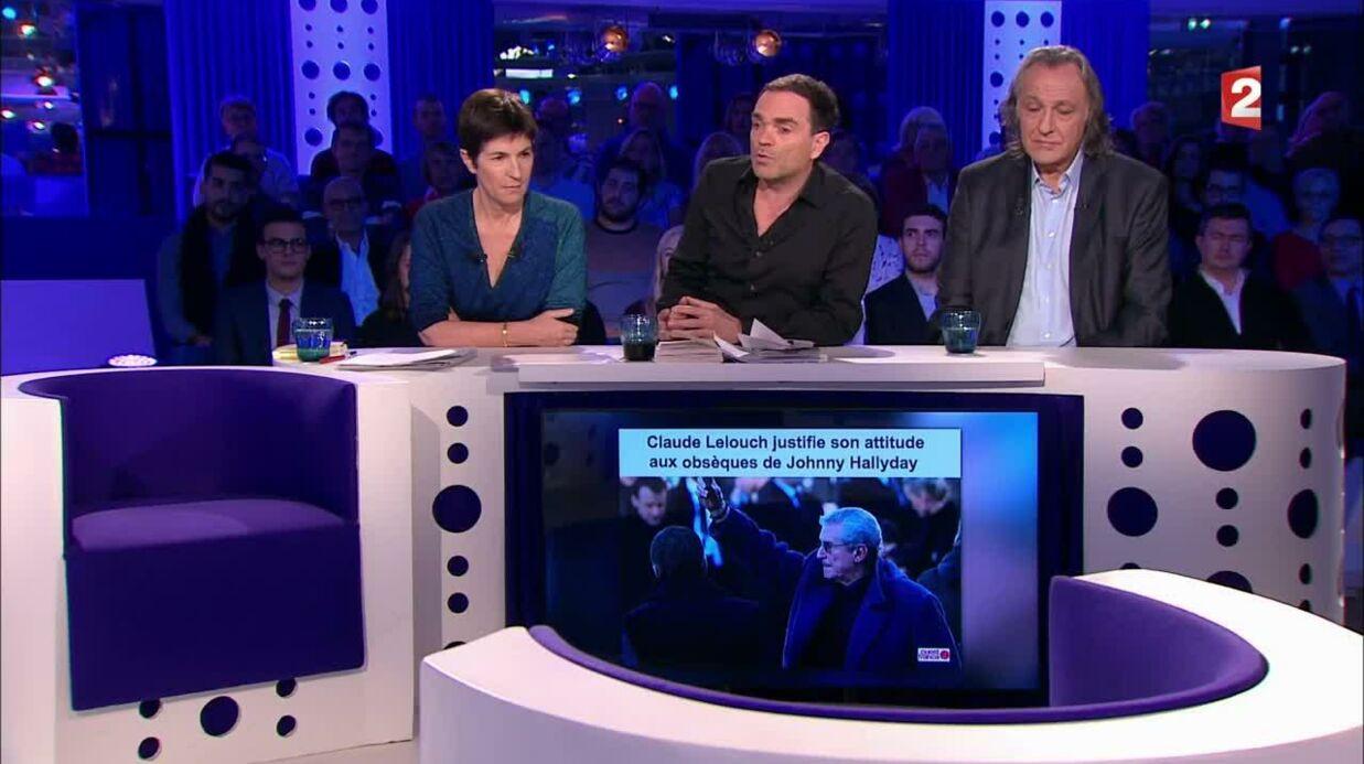 Mort de Johnny Hallyday: Yann Moix tacle des stars présentes à la cérémonie de La Madeleine