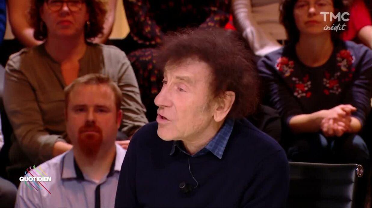 VIDEO Alain Souchon: sa tendre déclaration d'amour à Johnny Hallyday
