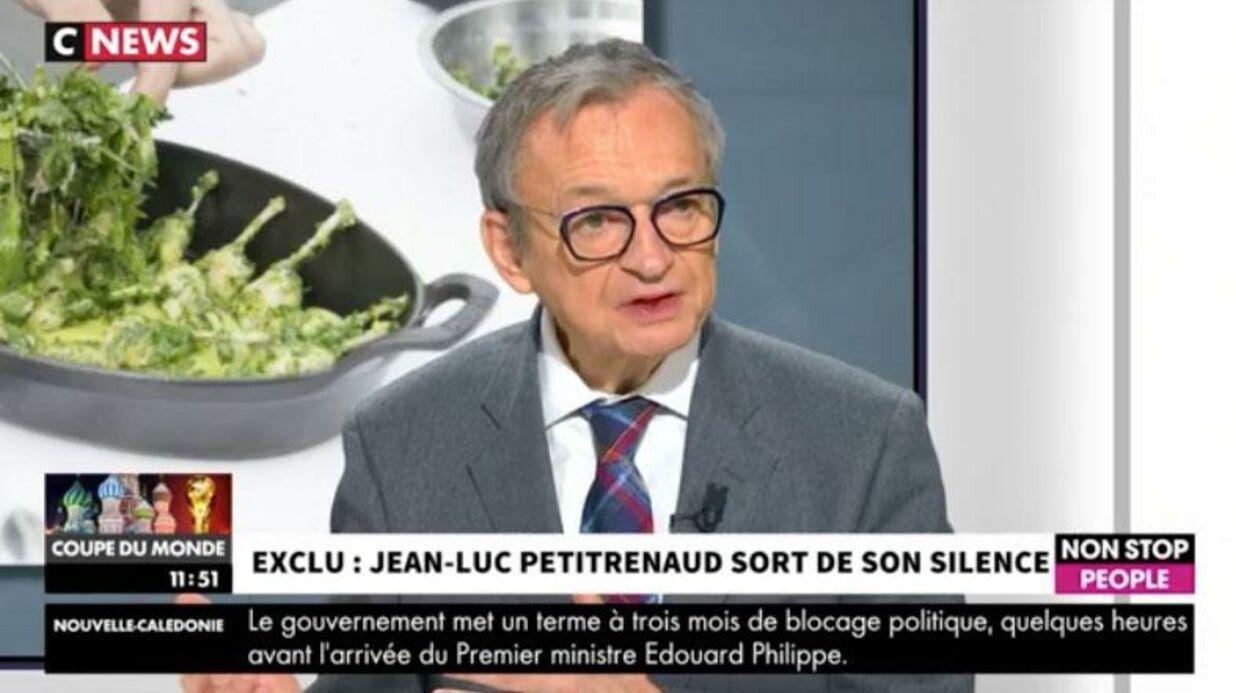 VIDEO Jean-Luc Petitrenaud: de retour après son gros coup de fatigue, il brise le silence
