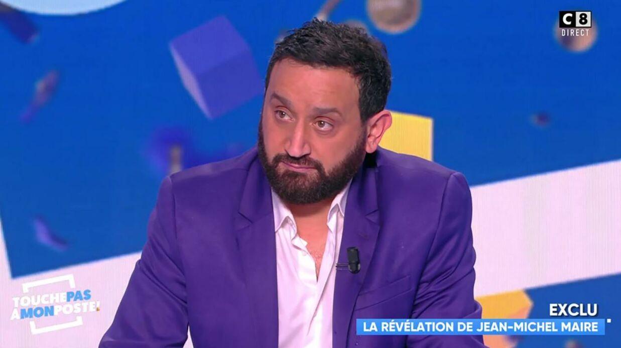 VIDEO Cyril Hanouna insulte le patron de TF1 en direct dans Touche pas à mon poste