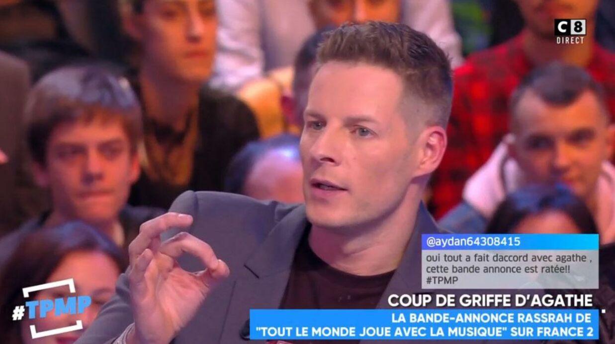 VIDEO Après Frédéric Beigbeder, Nagui est attaqué par Matthieu Delormeau pour son look