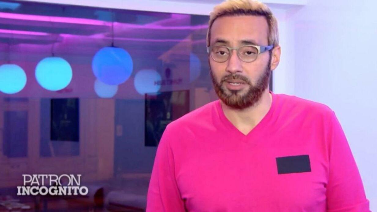 Patron Incognito: Siben N'ser, le PDG de Planet Sushi, a un gros problème depuis le tournage