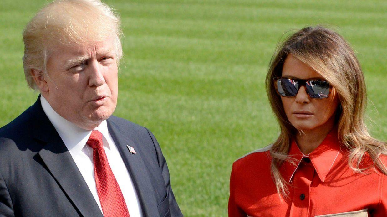 Donald Trump: furieuse depuis qu'elle a appris ses infidélités, Melania prend ses distances