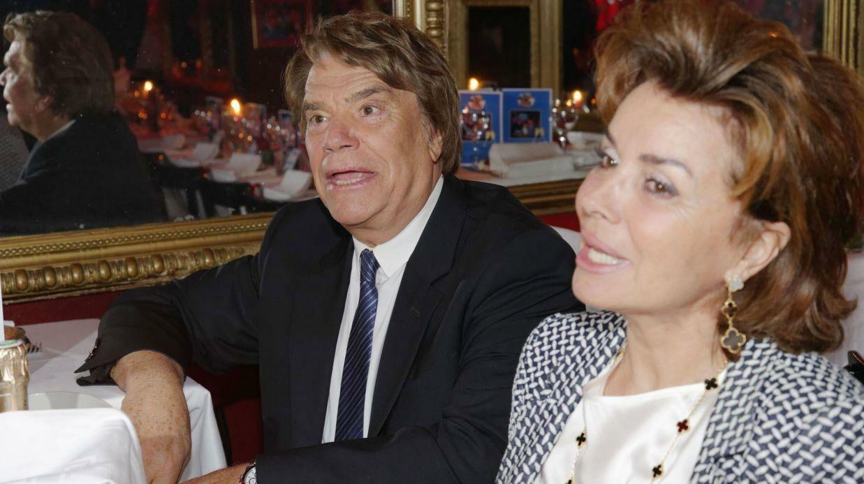 Qui est Dominique, la femme de Bernard Tapie depuis plus de trente ans?