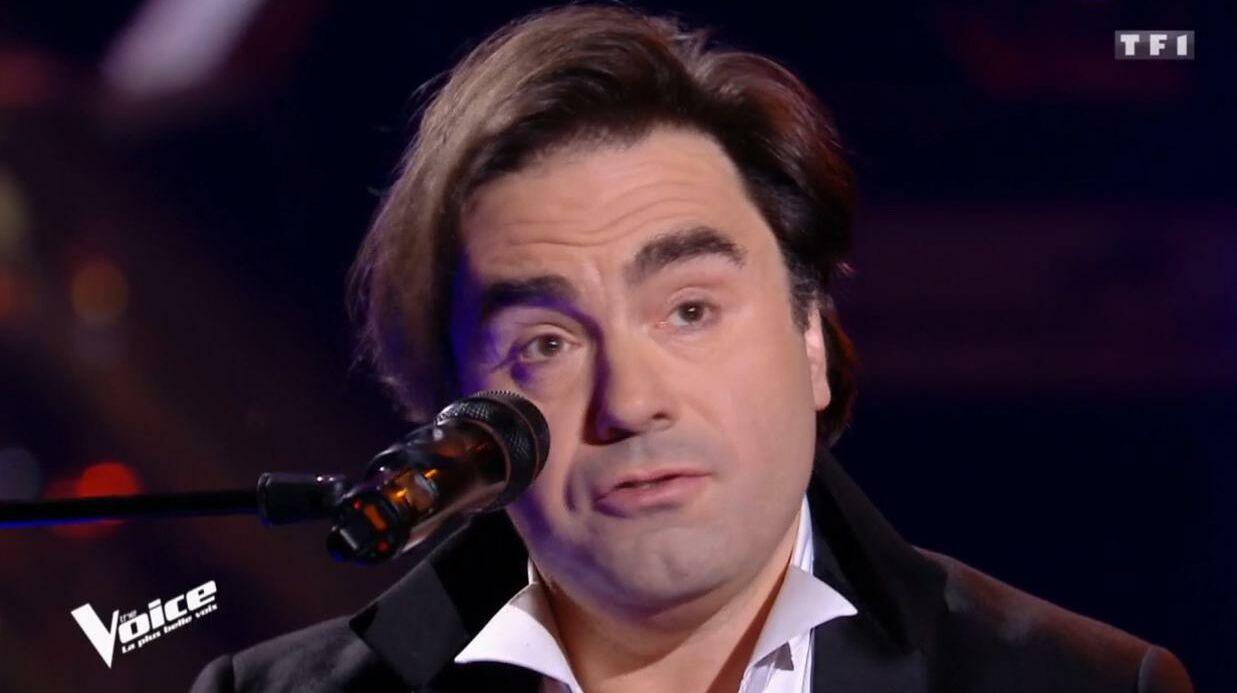 VIDEO The Voice 7: Frédéric Longbois, l'interprète de Bécassine, connaissait très bien Florent Pagny