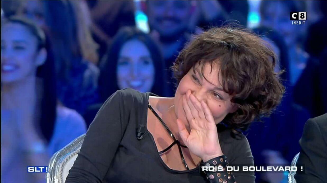VIDEO Isabelle Mergault raconte comment Laurent Baffie lui a mis la honte de sa vie