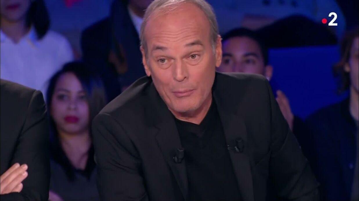 VIDEO On n'est pas couché: une «embrouille» entre Christine Angot et Laurent Baffie coupée au montage