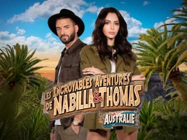 Les premières photos des Incroyables aventures de Nabilla et Thomas en Australie