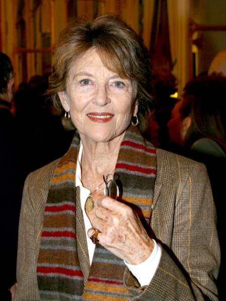 Nicol Courcel, comédienne et mère de Julie Andrieu, s'est éteinte le 25 juin 2016 à l'âge de 84 ans