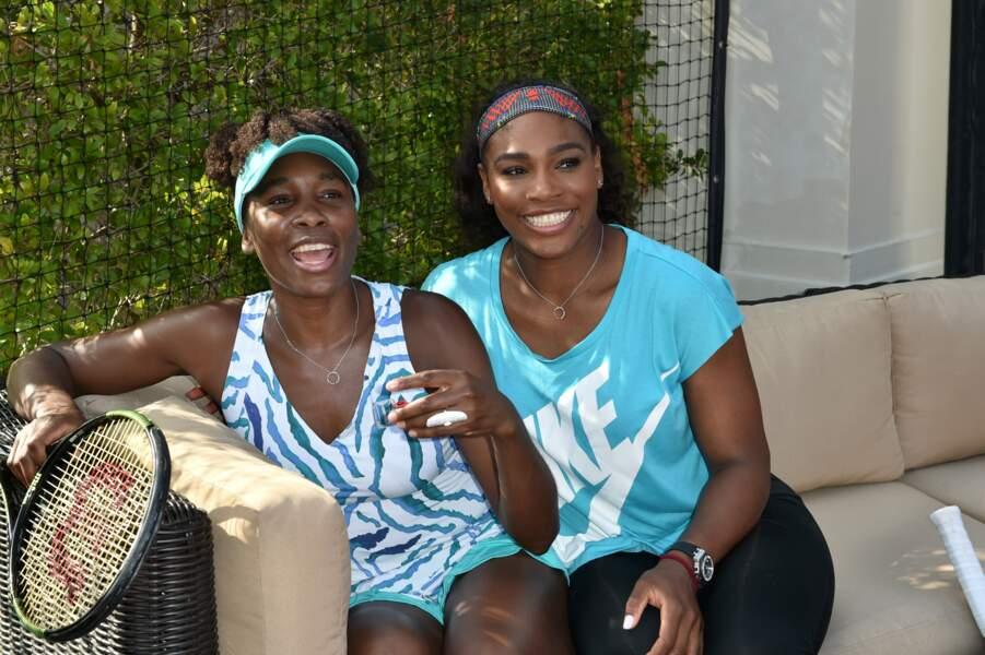 Venus et Serena Williams : les enfants de la balle