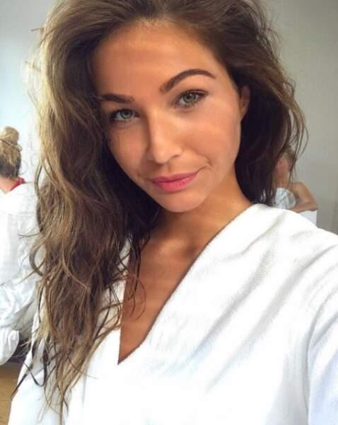 Election de Miss France 2018 - Paoulina Prylutska est Miss Picardie 2017