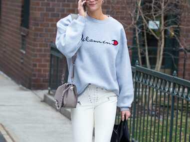 Sweatshirts : trois tendances à copier sur les stars !