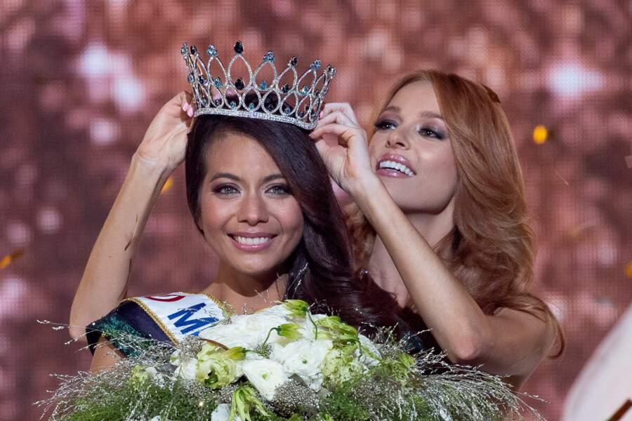Elle a été élue Miss France 2019 le 15 décembre dernier à Lille