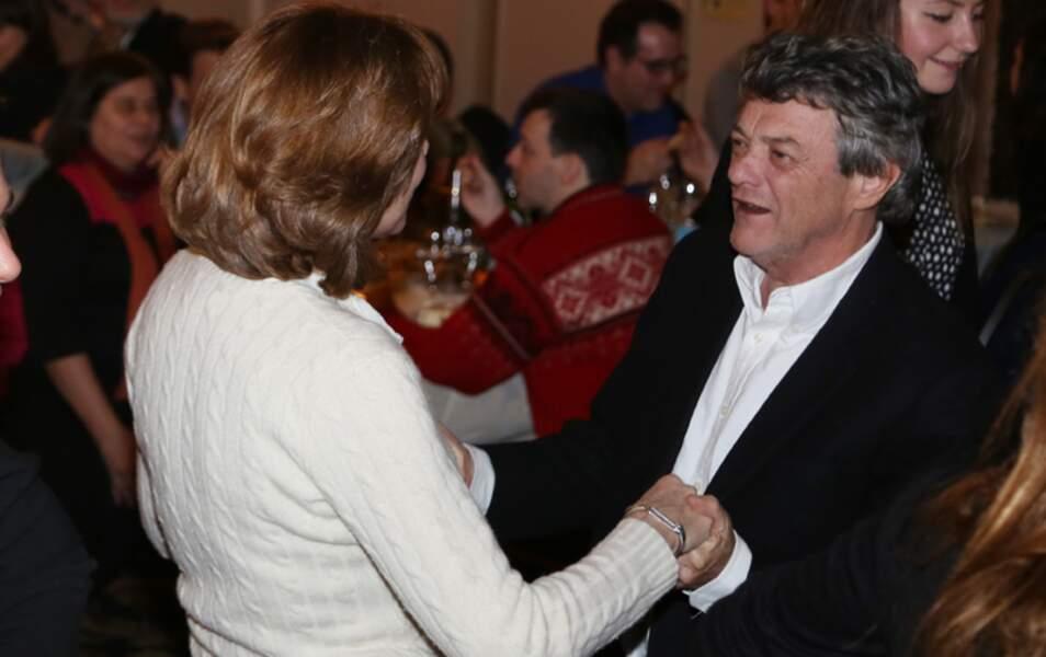 Béatrice Schönberg et Jean-Louis Borloo