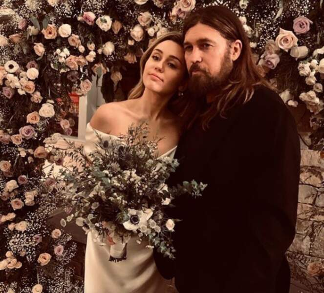 Miley Cyrus et son père Billy Ray Cyrus