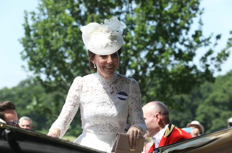 Kate Middleton : la félicité a désormais un visage