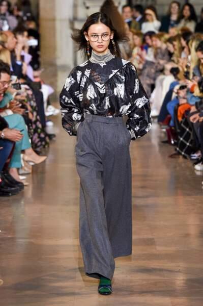 Fashion week automne-hiver 2019/2020 : les looks du défilé Paul & Joe