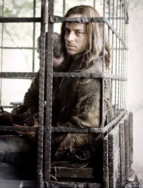 Il a incarné Jaqen H'ghar dans la série