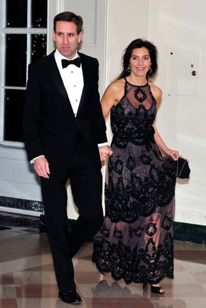 Beau Biden et son épouse Hallie