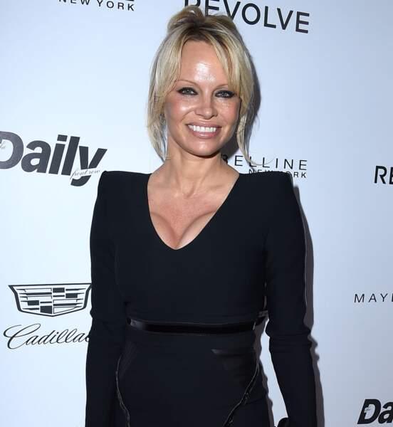 Pamela Anderson aujourd'hui